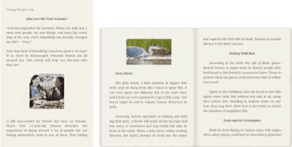Moon+ Reader is one of the top eBook reader apps for Android.