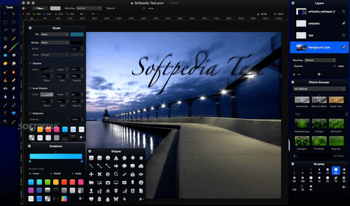 Pixel Mator is probably one of the strongest competitors of Affinity photo editor.