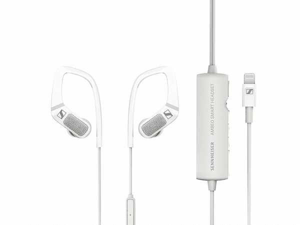 Sennheiser Ambeo Smart Headset is one of the best lightning headphones for your iPhone.