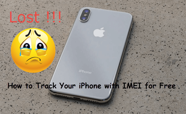 track iphone 7 with imei