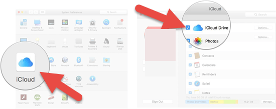 How to Use iCloud Drive on Mac.