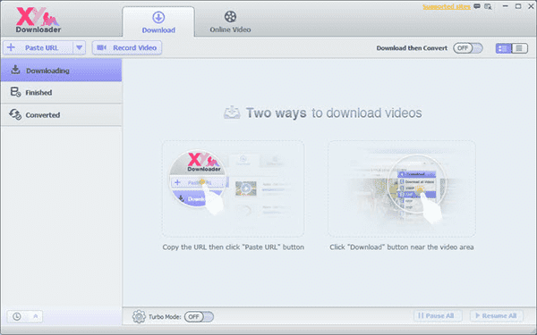 XYDownloader for Mac