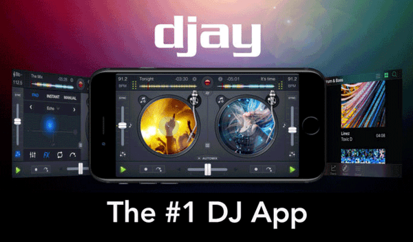 DJay Free change the face of the experience of a professional DJ from the DJ system to your iPad or iPhone.