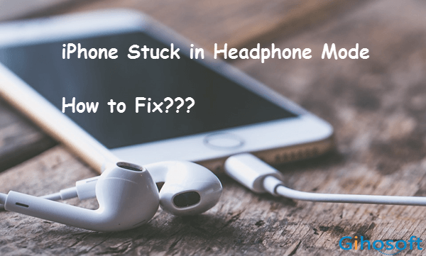 ix iPhone Stuck in Headphone Mode