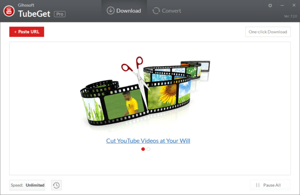 Gihosoft TubeGet is the very easy to use Video Downloading Software.