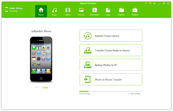 Top 4 iPhone File managers organize iPhone/iPad files