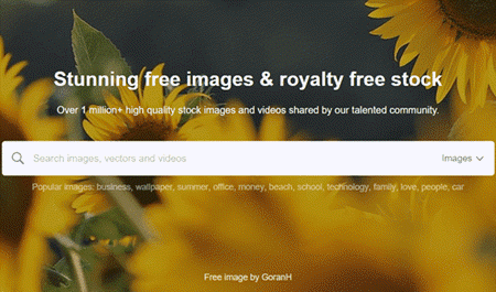 Royalty-Free Image Software