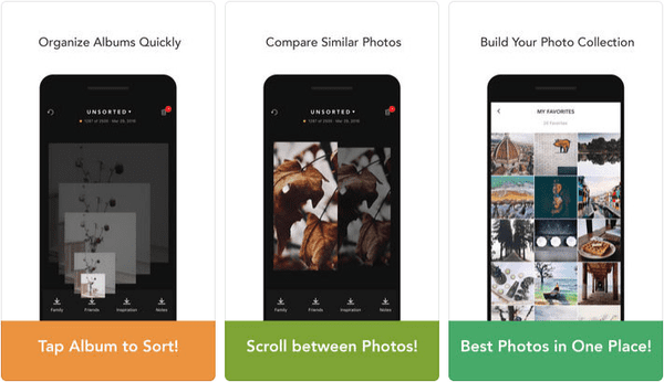 The Slidebox is the number one photo album organizer