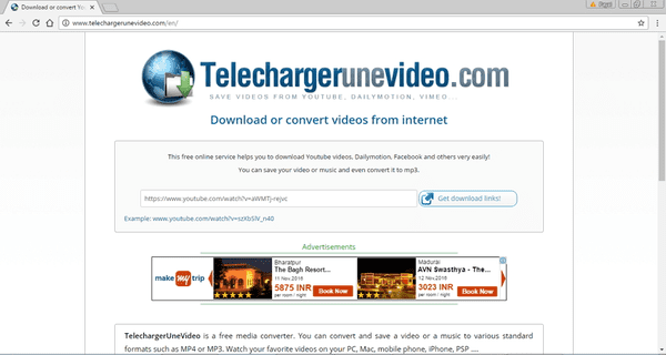 The Telecharger Unevideo is also considered as the best online video downloader over the Internet.