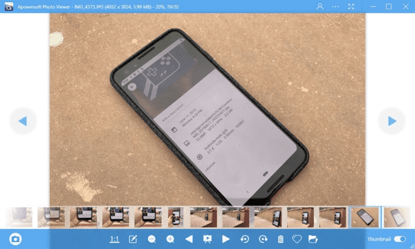 Apowersoft Photo Viewer is this is more than a Windows picture viewer