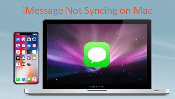 iMessage Not Syncing Mac