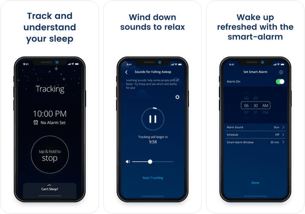 This incredible app is one of the best when it comes to improving your sleep health.