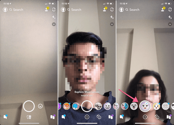 How to use Snapchat Gender Swap Filter online