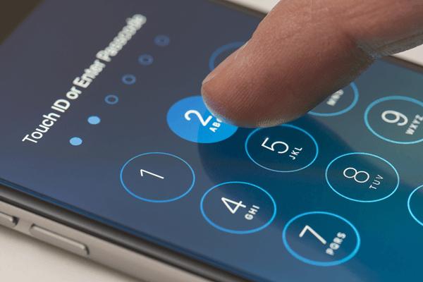 Make Sure iPhone is Unlocked