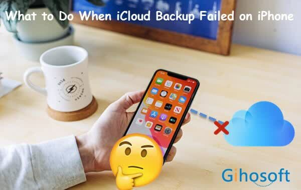 Fix iPhone Not Backing Up to iCloud