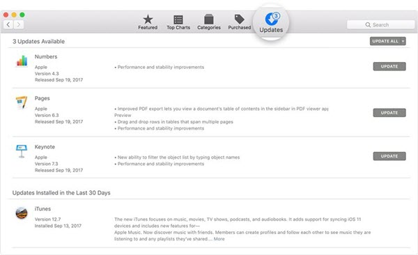 Update iTunes to the Latest Version For Mac Users.