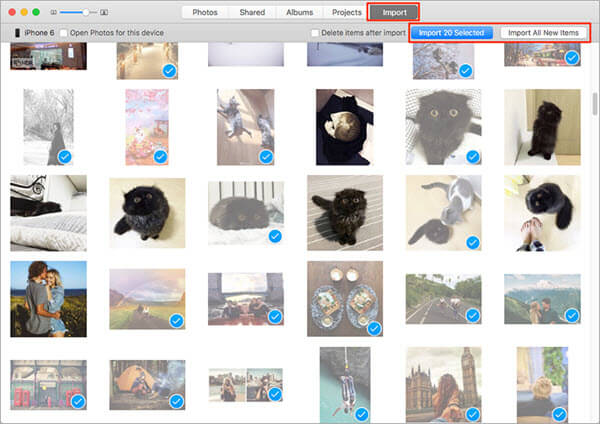 Transfer Photos from iPhone to Laptop with Photos App