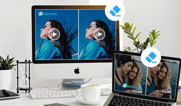 Video Converter Studio is one of the best video converters and editors that can be used for a variety of purposes including removal of watermarks and logos.