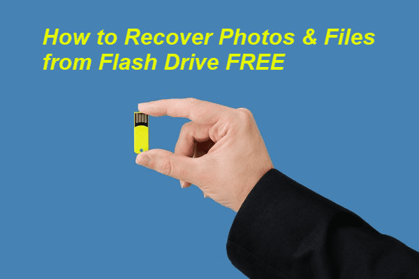 Best Software to Recover Deleted Photos from Flash Drive.