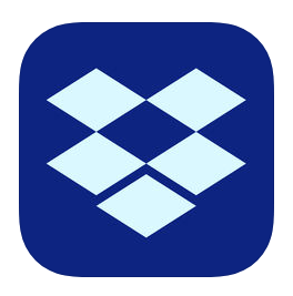 Dropbox is a powerful cloud storage app for iPhone.