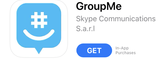GroupMe is the best way to perform a group chat with your family, friends, roommates, teammates, etc.