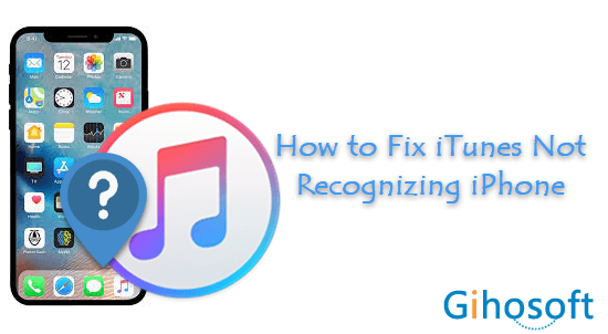 Fix iPhone Not Showing Up in iTunes
