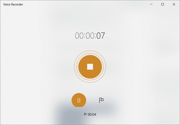 How to Record Audio in Windows 10 with Voice Recorder