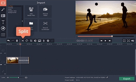 Movavi is a comprehensive video editing software for PC and Mac