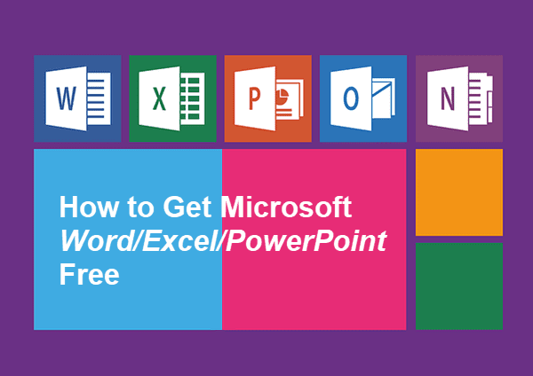 How Do I Get Microsoft Word For Free in Computer.