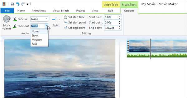 Next, we'll show you how to add music to your videos with Windows Movie Maker