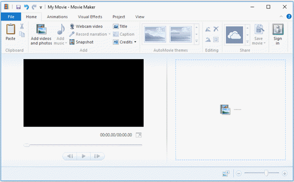 Windows Movie Maker provides surprising features and helps users edit videos with amazing themes, effects and transitions.