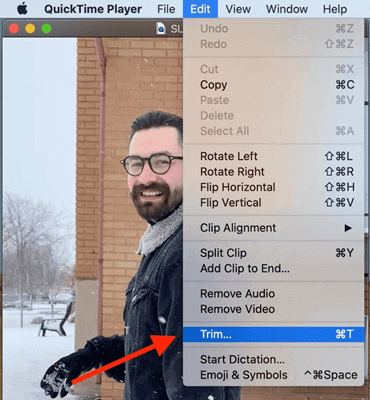 How to Shorten a Video On Mac