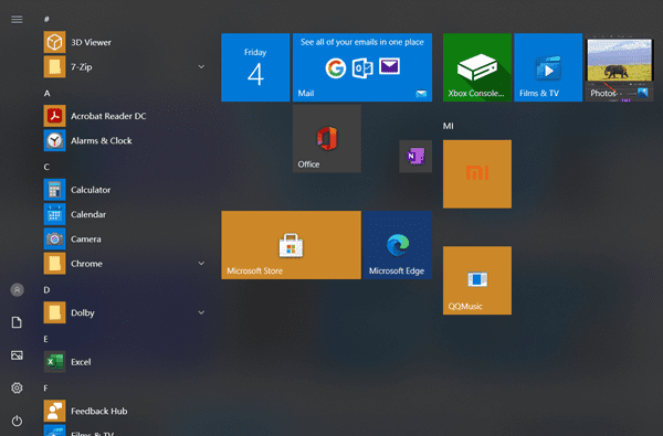 How to Remove and Organize Items in Windows 10 Start Menu