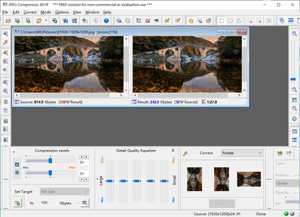 JPEG Compressor – Best Image Compression Software Free Download