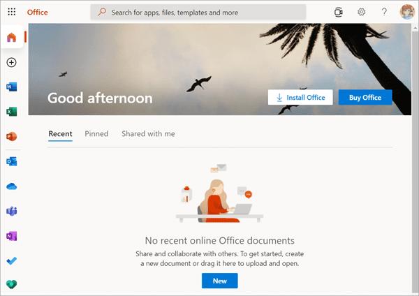Steps to Restore Microsoft Office on Windows 10/8/7