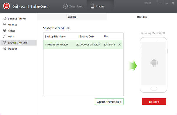 Gihosoft tubeget activation key | Download Gihosoft TubeGet Pro 5 3